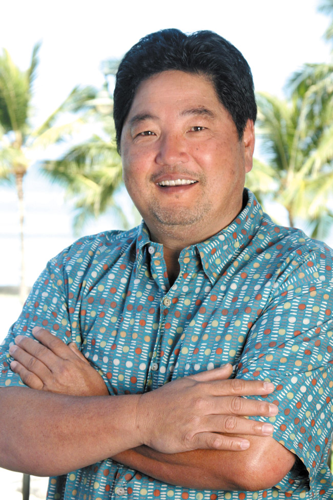 Chuck Furuya, Master Sommelier, DK Restaurants
