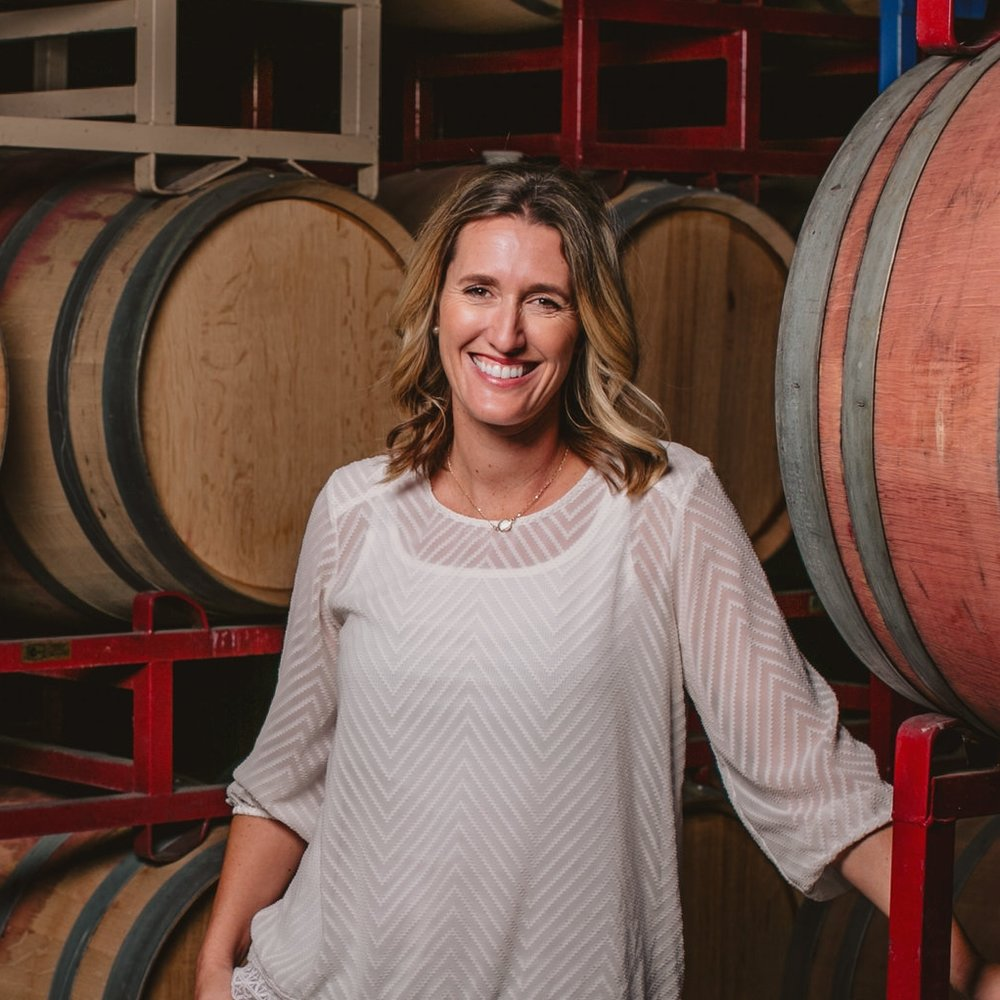 Amanda Wittstrom-Higgins - Ancient Peaks WineryVP of Operations