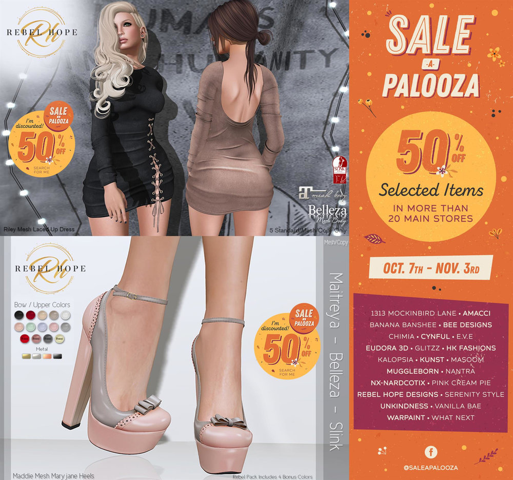 Sale-A-Palooza Week 2