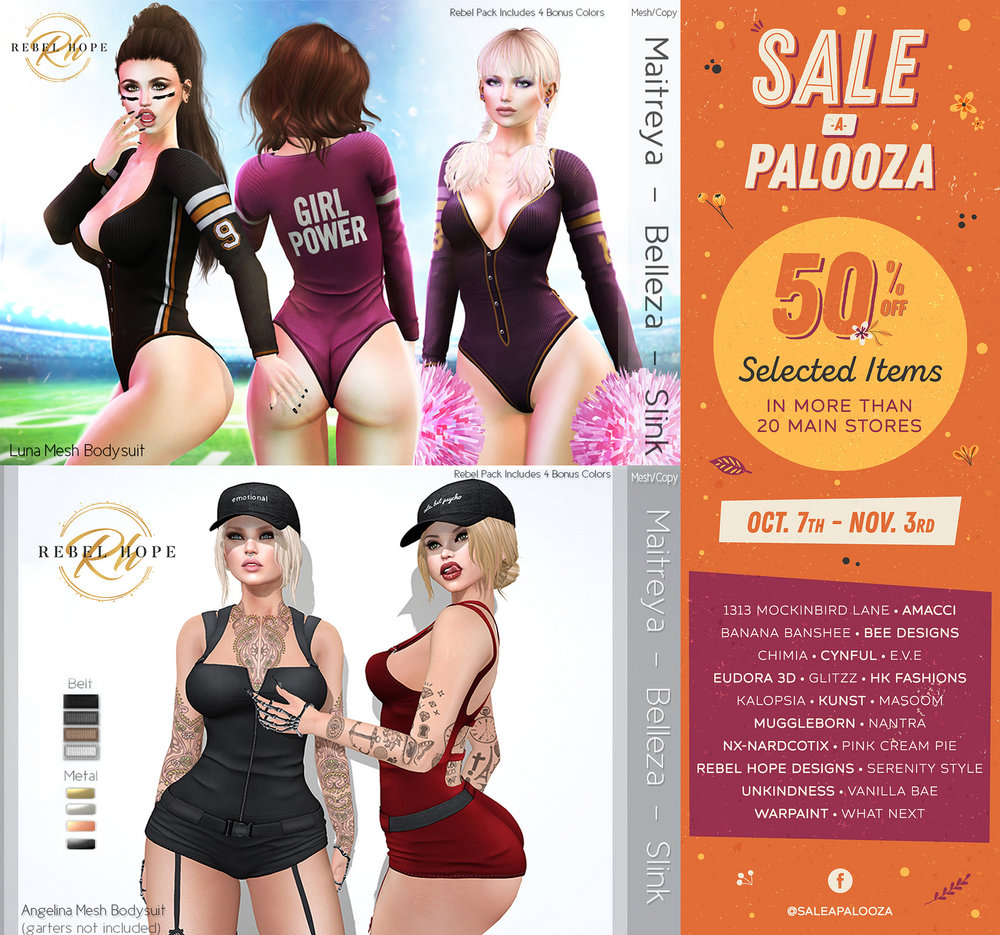 Sale-A-Palooza Week 3