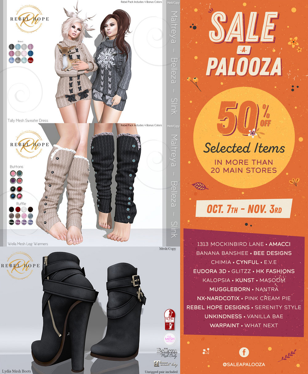 Sale-A-Palooza - Final Week!