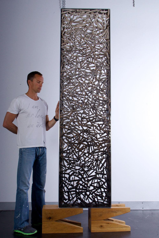 Asheville Artist Stefan Daiberl