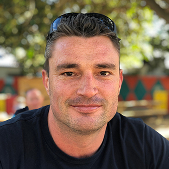 Darrenn Medhurst  Director of 12Australia
