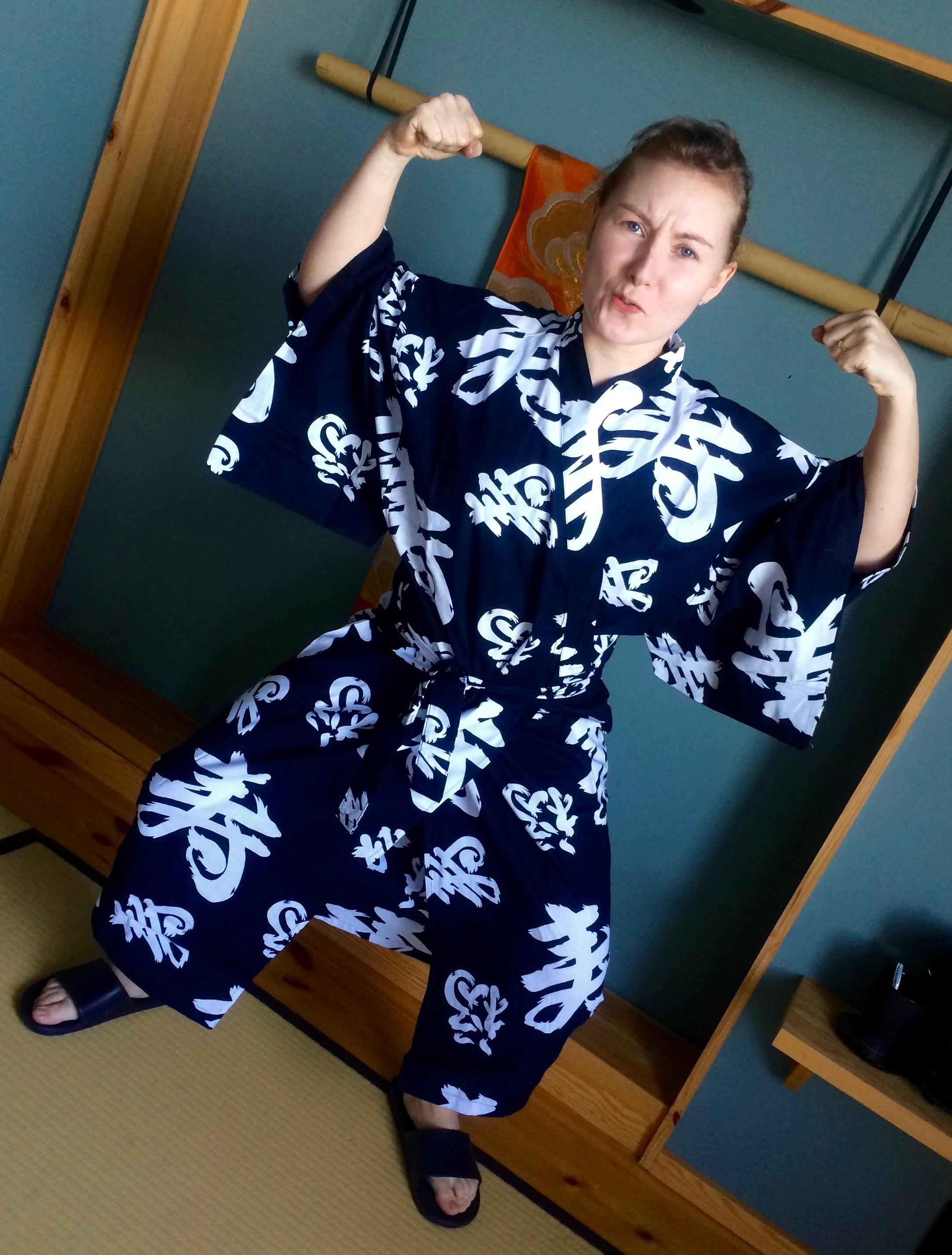 Daniella samurai