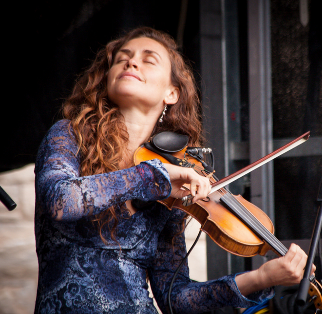 Bridget Law is the iconic violinist and songstress from Colorado's beloved Elephant Revival. Breathe, dance, sing, reflect and rejoice with the music.