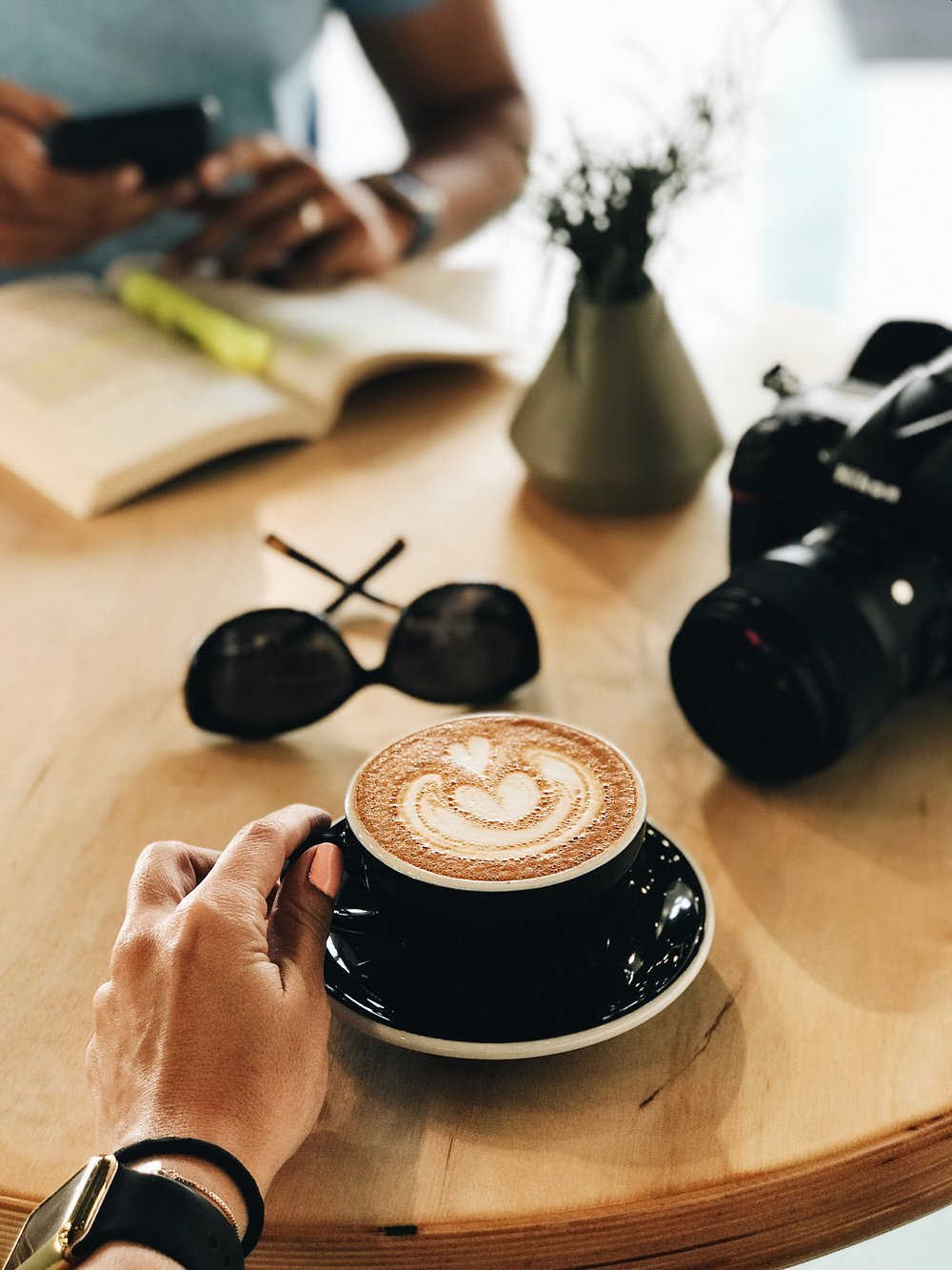 LIneage Coffee Roasting, Mills/50, Orlando, Fl.