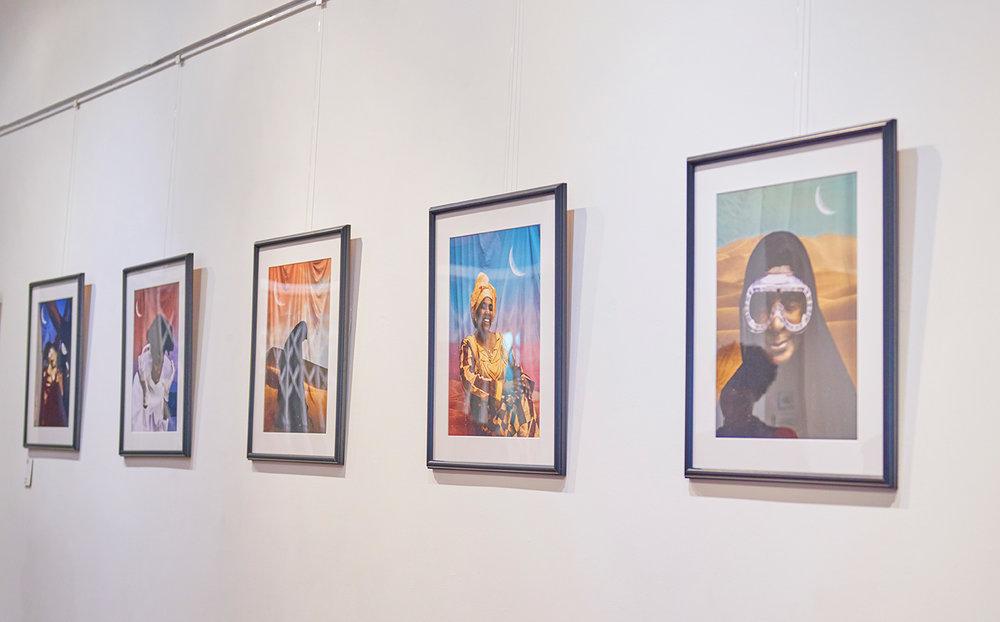 London Art Exhibition