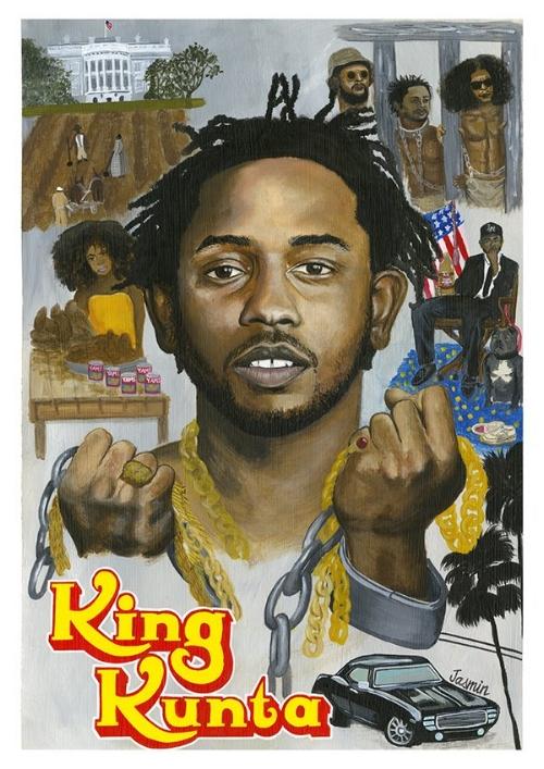 Jasmin Sehra - Kendrick Lamar