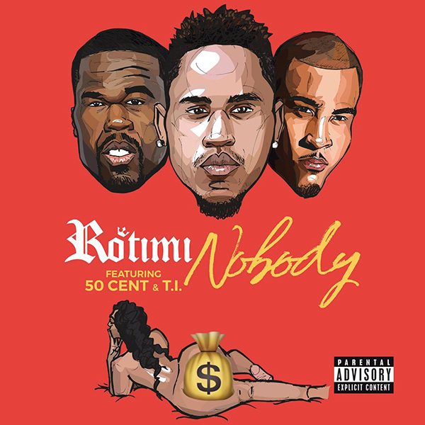 50 Cent , Rotimi & T.i
