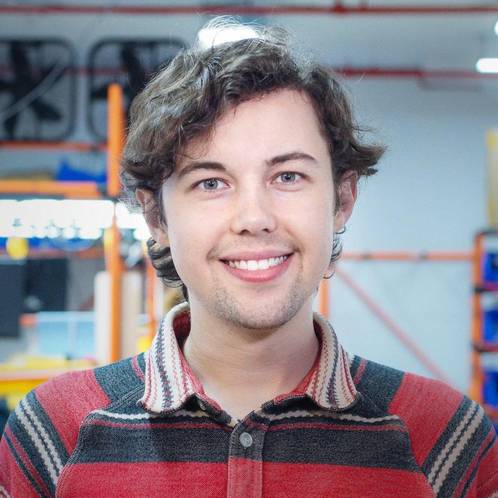 Griffin Dennis  Manufacturing Engineer