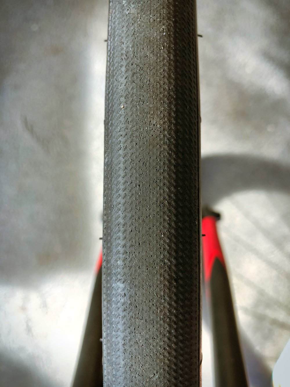 1,931 km - S-Works Turbo Road Tubeless fitted to front