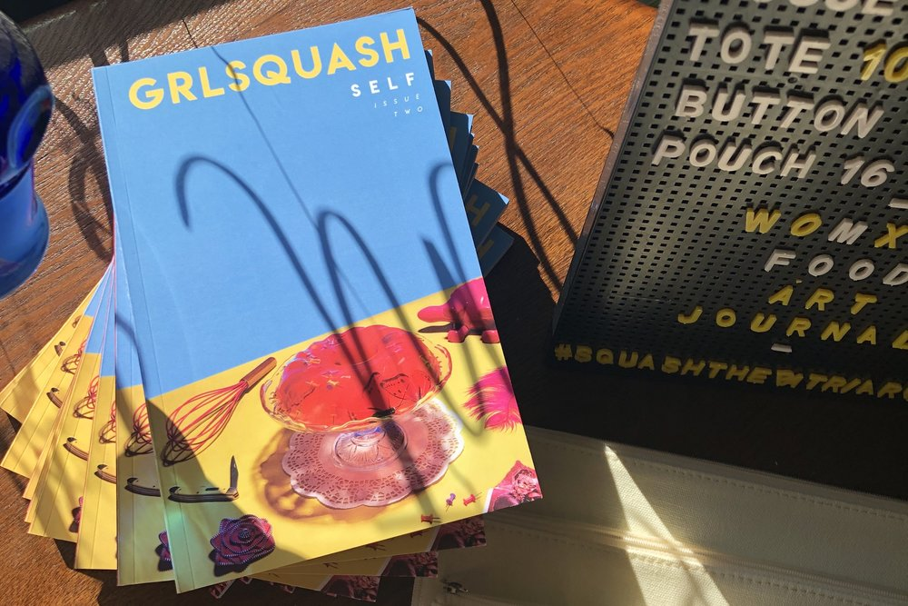 GRLSQUASH ISSUE TWO