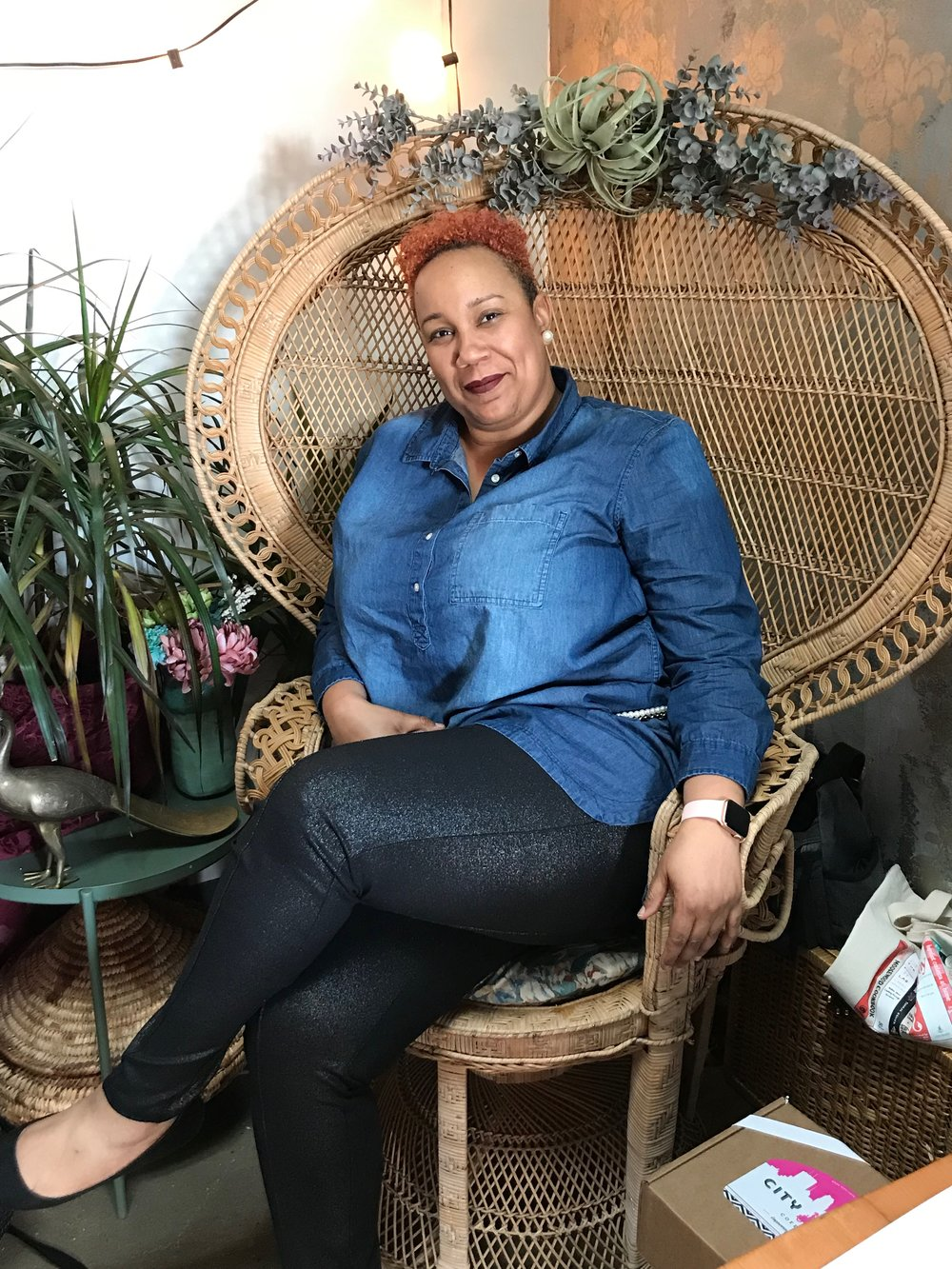 Founder of SheChef Elle Simone