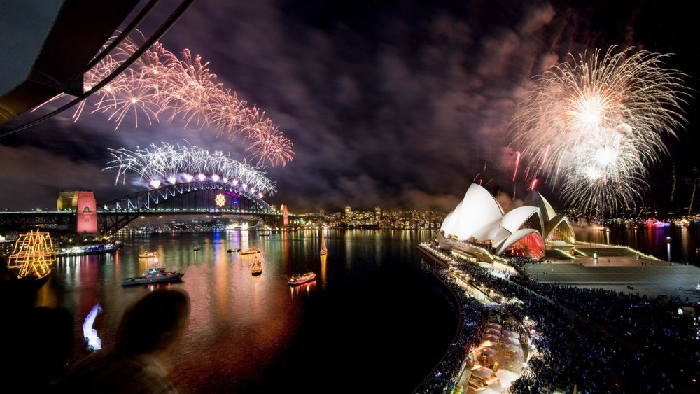Sydney, Australia. - Image Credits: www.australia.comThe Australian city's fireworks show demonstrates every year an impressive show with the Opera House and the bay with festivities all over. The number one show given at midnight is the one that bids farewell to the year and lasts about fifteen minutes with all kinds of fire displays. It is a tradition to see these shows from the Botanic Gardens, where admission is free.Book this destination.