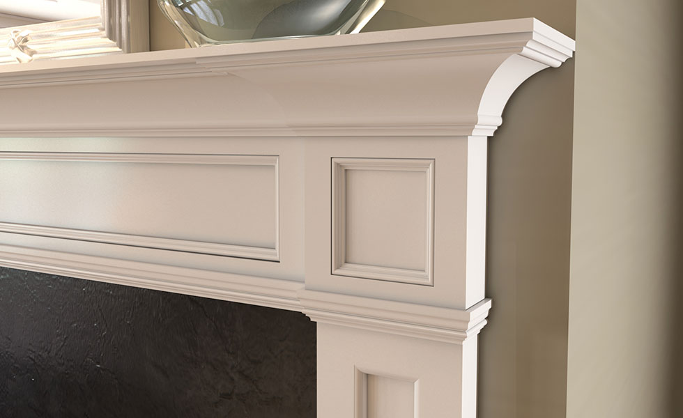 Living Room Moulding Dains in Peekskill, NY