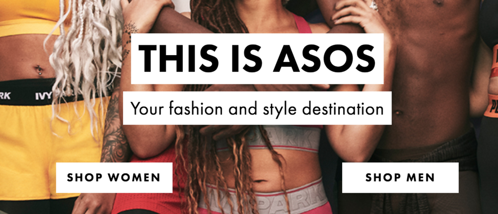ASOS is currently one of the largest online fast-fashion e-commerce platform.