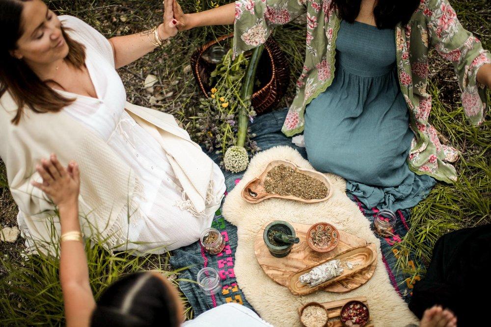 Herbal Medicine Making Sister Circle