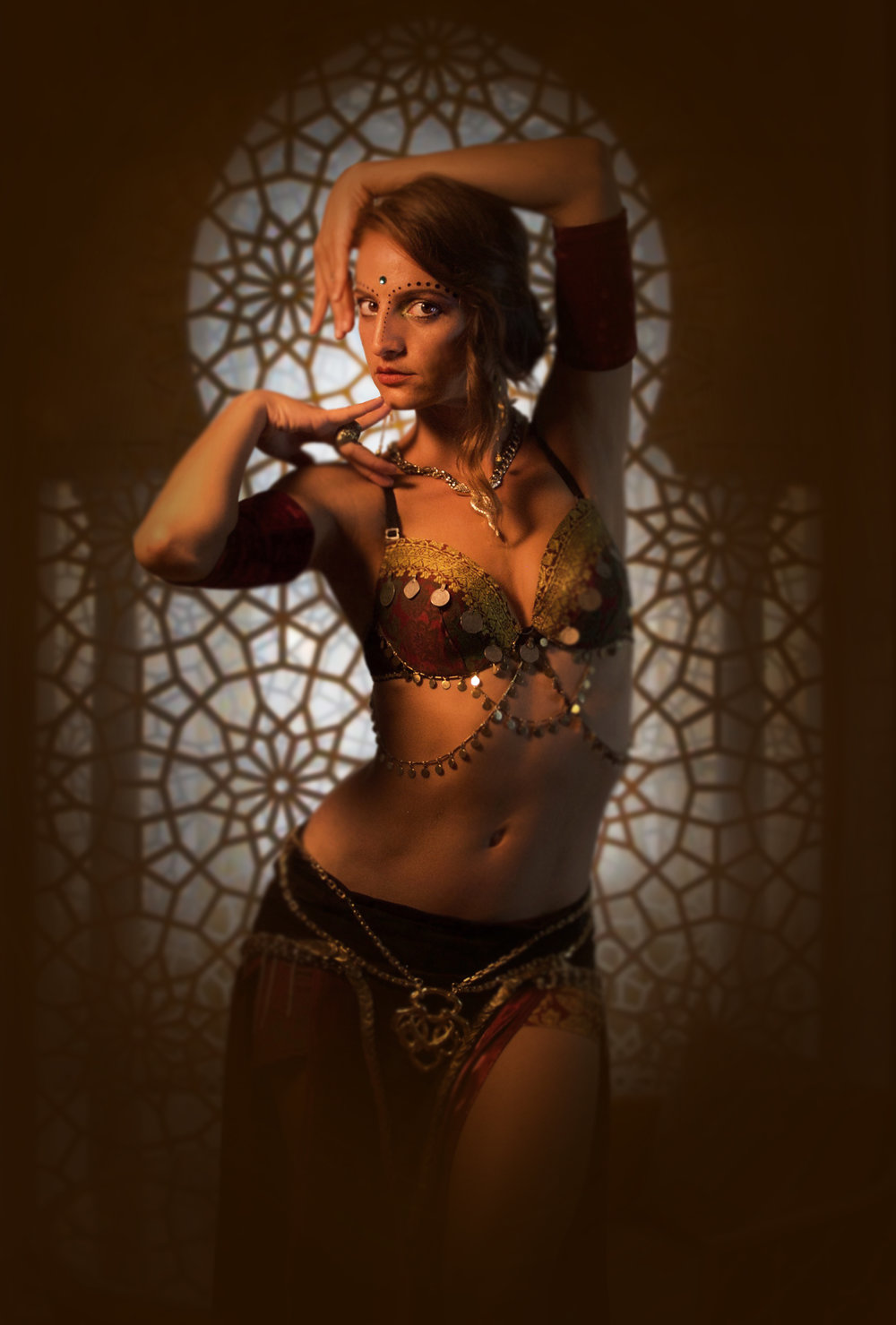 Integrated ~ Spine to Mind: Womb Wisdom Belly Dance