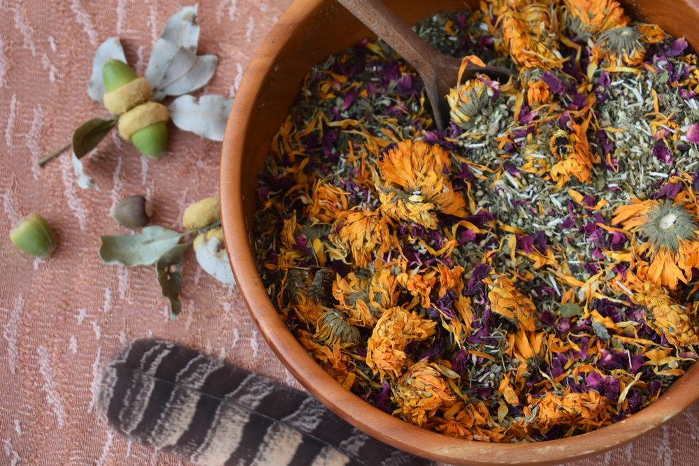 Herbal Medicine for Women's Wellness