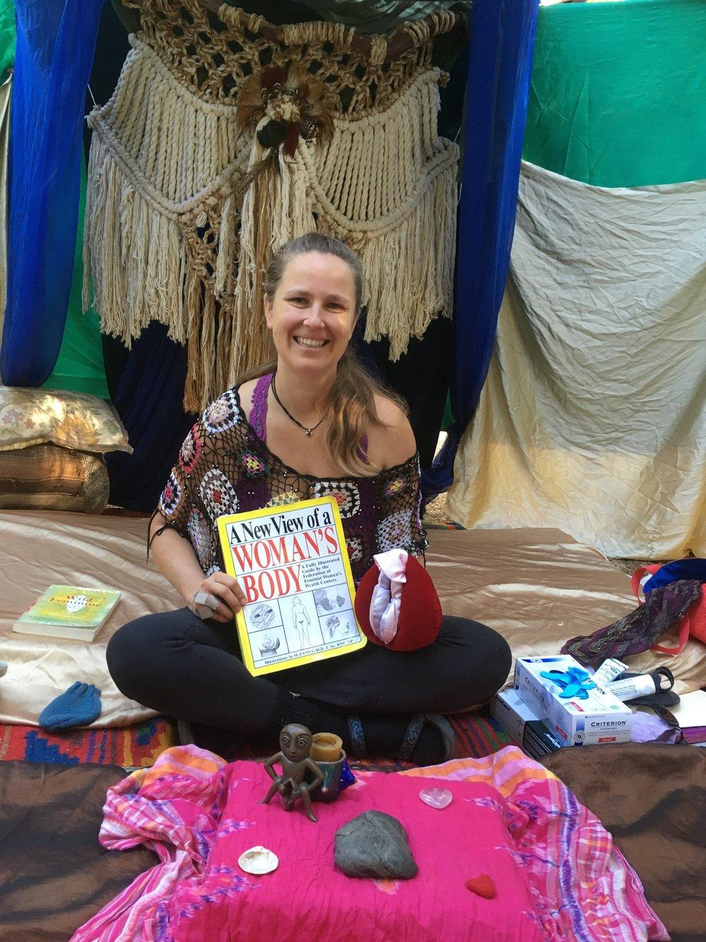 DIY Yoni Massage for Pelvic Floor Health