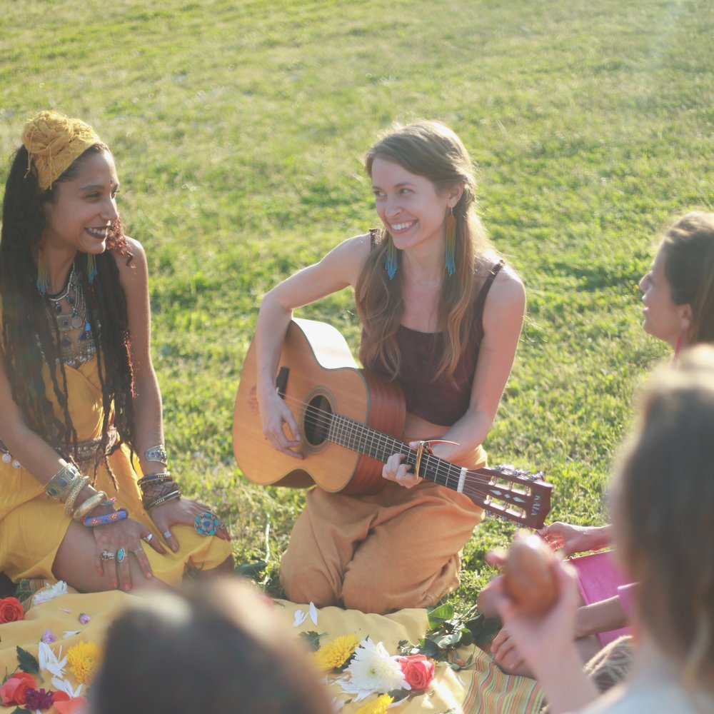 ReWilding the Voice:An Invitation to Sing and Free Your Inner Songstress