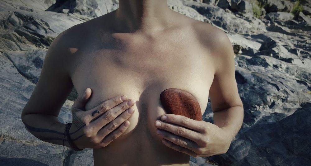 Lymphatic Breast Massage