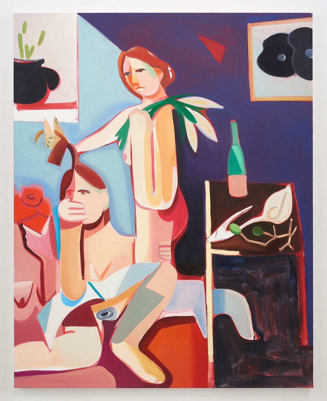 November 9 (Requiem) ,Danielle Orchard Jack Hanley Gallery, 2017