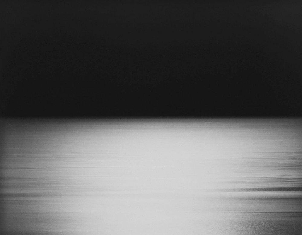 Bay of Sagami, Atami , Hiroshi Sugimoto 1997