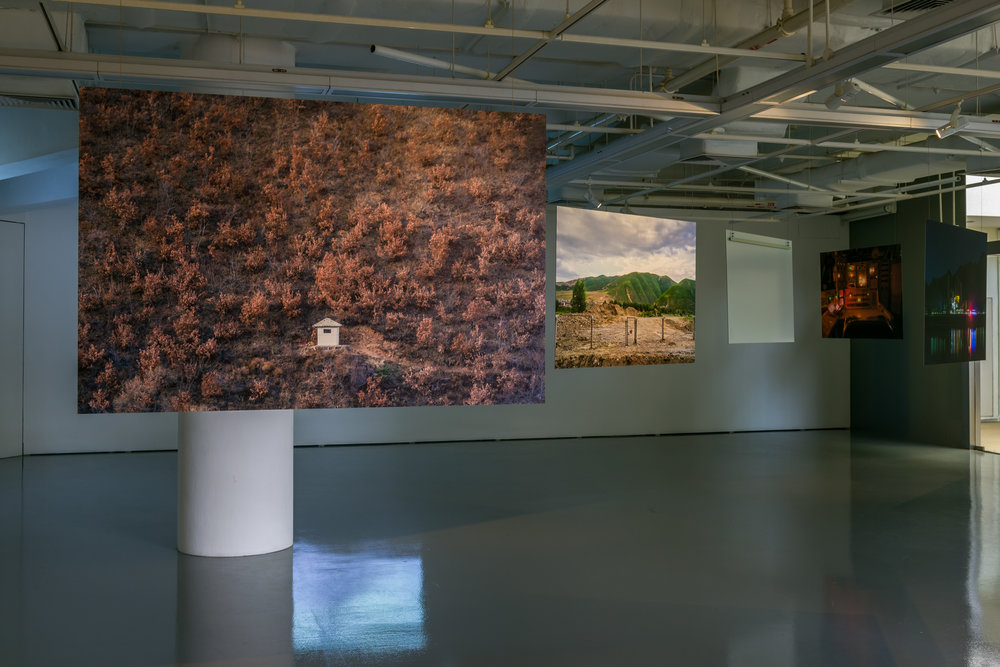 Fallout , Sim Chi Yin 2018,  Most People Were Silent  Installation View at Institute of Contemporary Arts Singapore  Photography by Weizhong Deng