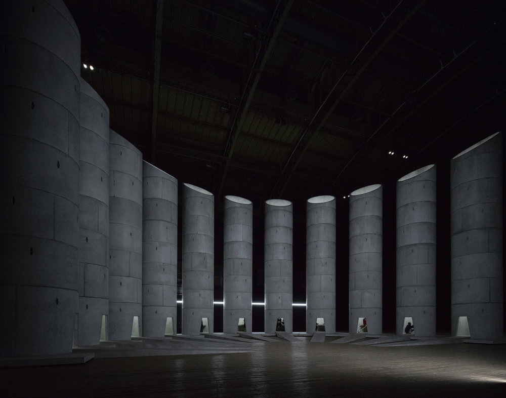An Occupation of Loss , Taryn Simon   2011, Installation View at Park Avenue Armory