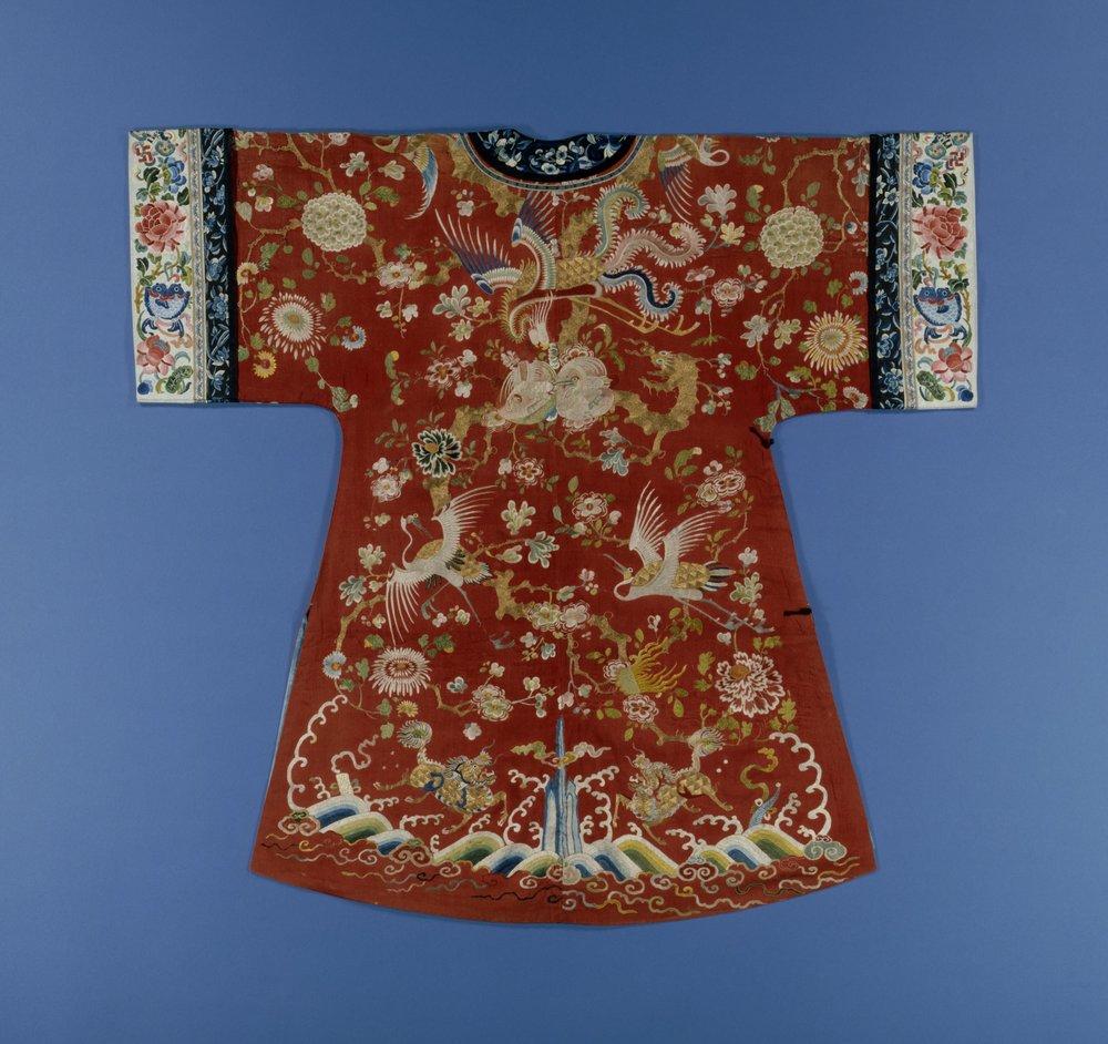 Robe  Victoria & Albert Museum, c. late 17th century - 18th century