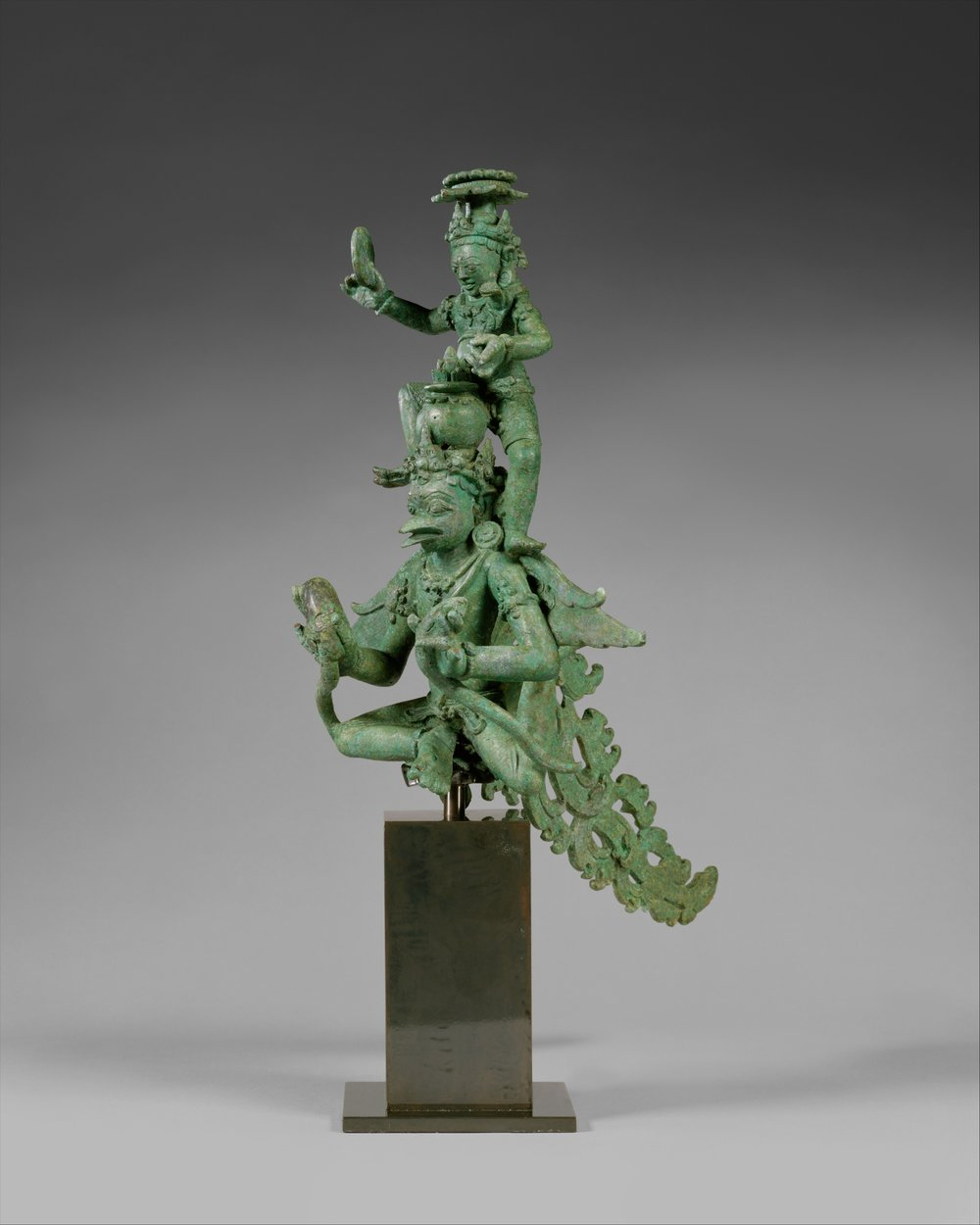 Krishna on Garuda  The Metropolitan Museum of Art, c. second half of the 9th century