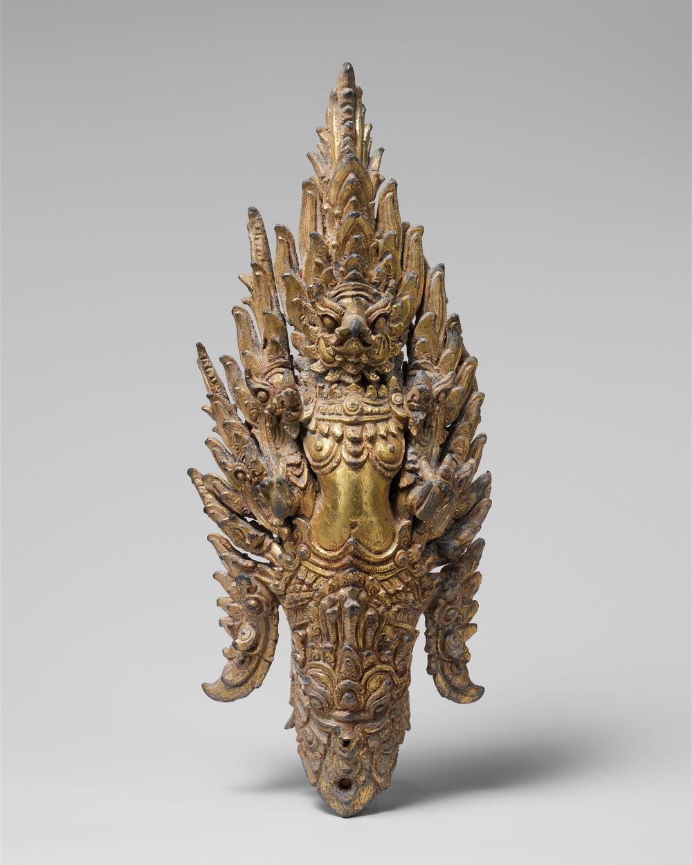 Garuda Finial  The Metropolitan Museum of Art, c. late 12th – early 13th century