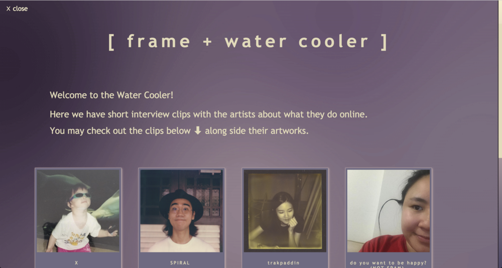 [ frame + ]  Curated by Nicolette Teo and Eugene TYZ