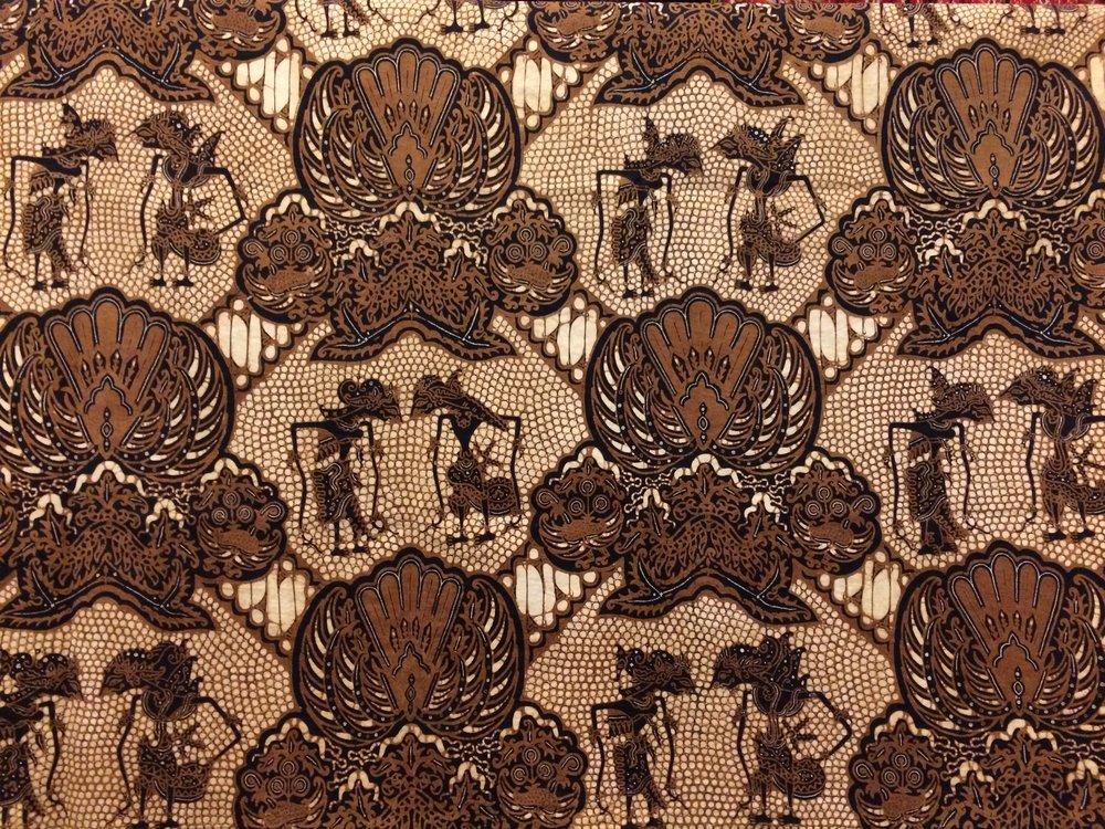 Ciptoning  Yogyakarta, late 19th to mid-20th century  Credit: Museum Batik Danar Hadi