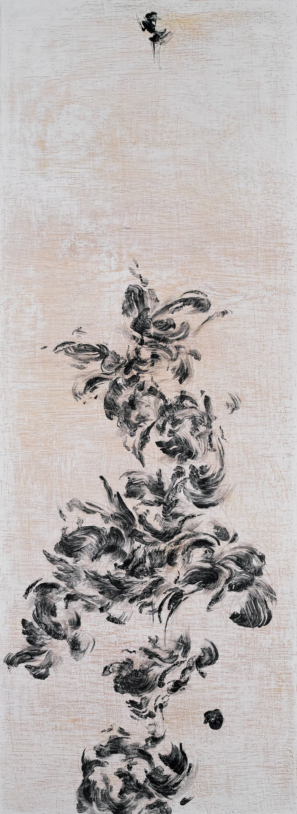 Flower Flights II , Yanyun Chen   2018