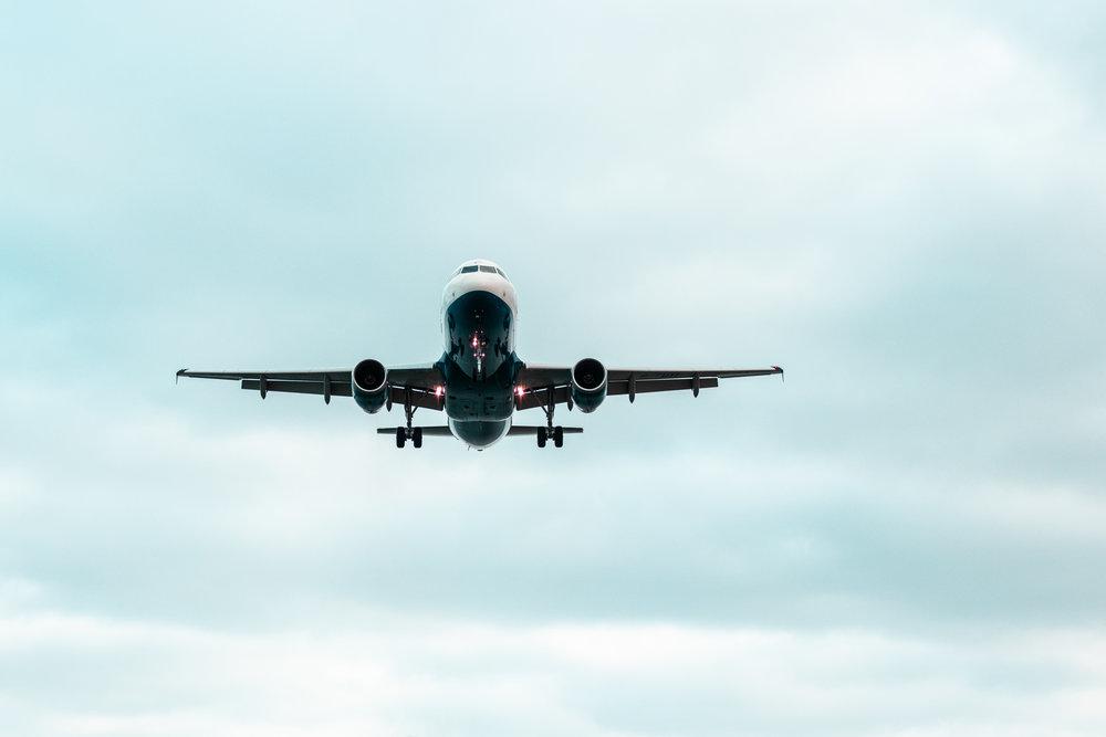Flights & Visa -