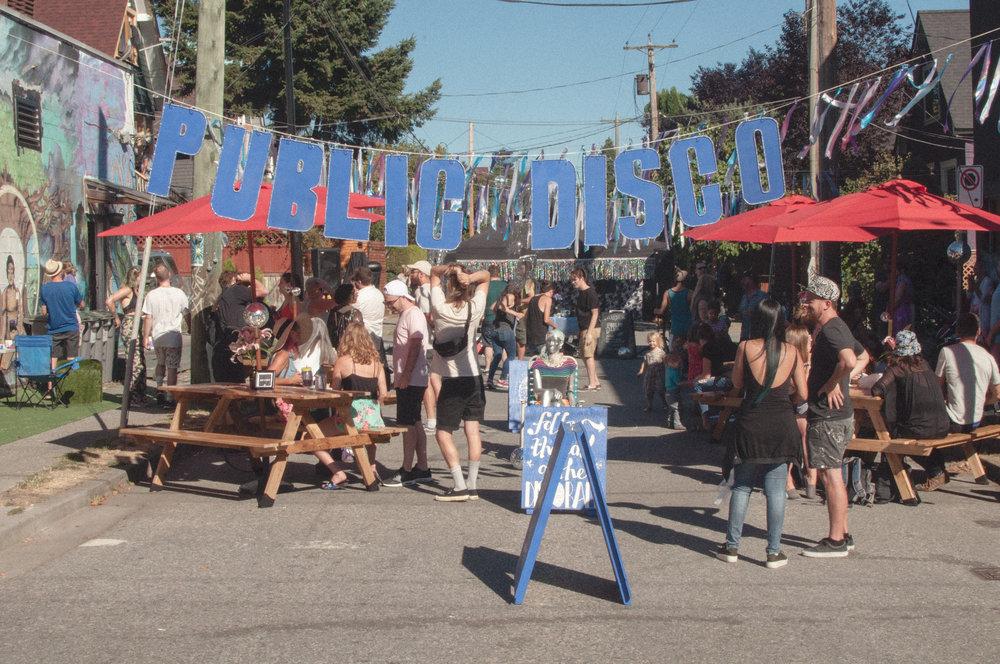 Commercial Drive Festival Vancouver