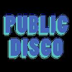 Public Disco Logo