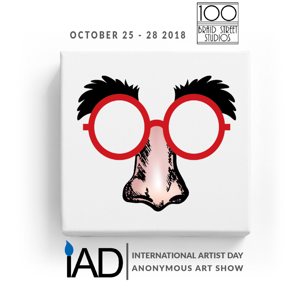 IAD ANONYMOUS ART SHOW