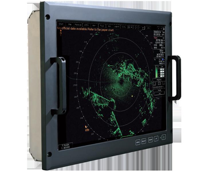 D&T D and T ECDIS Radar Naval Marine Ship Shipping Monitor Display Screen.png