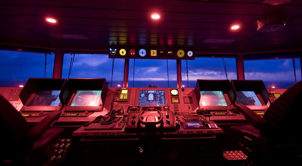 wheel house bridge of ship radar navigational display monitor screen.jpg