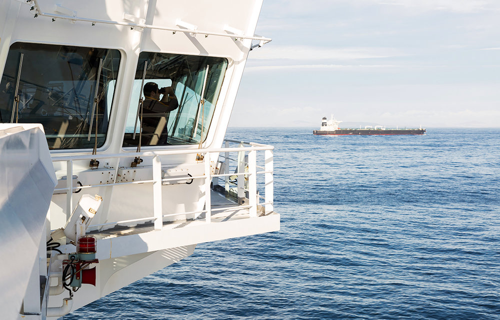 Long lifetime and high reliability. - Marine displays provide resistance to the elements encountered in marine settings.