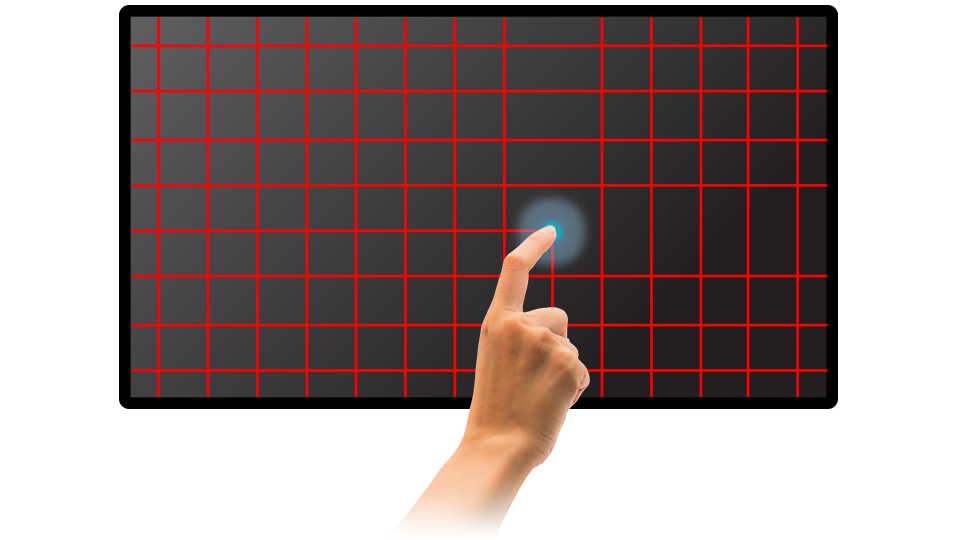 D&T D and T IR Touch Sensor Touch Screen.png