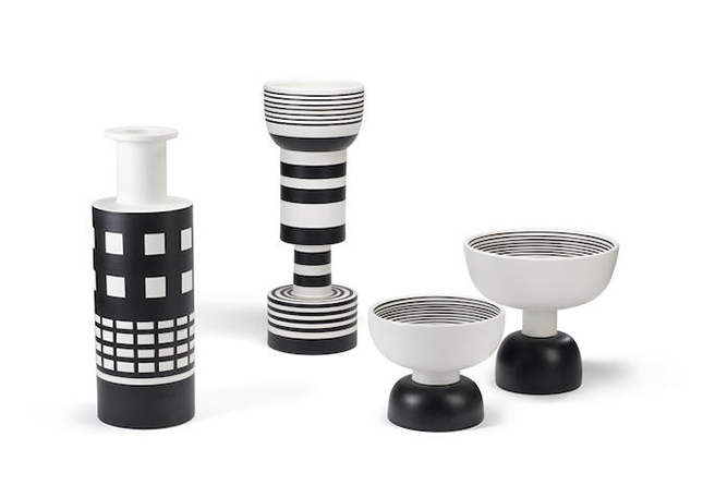 The Sottsass collection, Ettore Sottsass   HUB FURNITURE