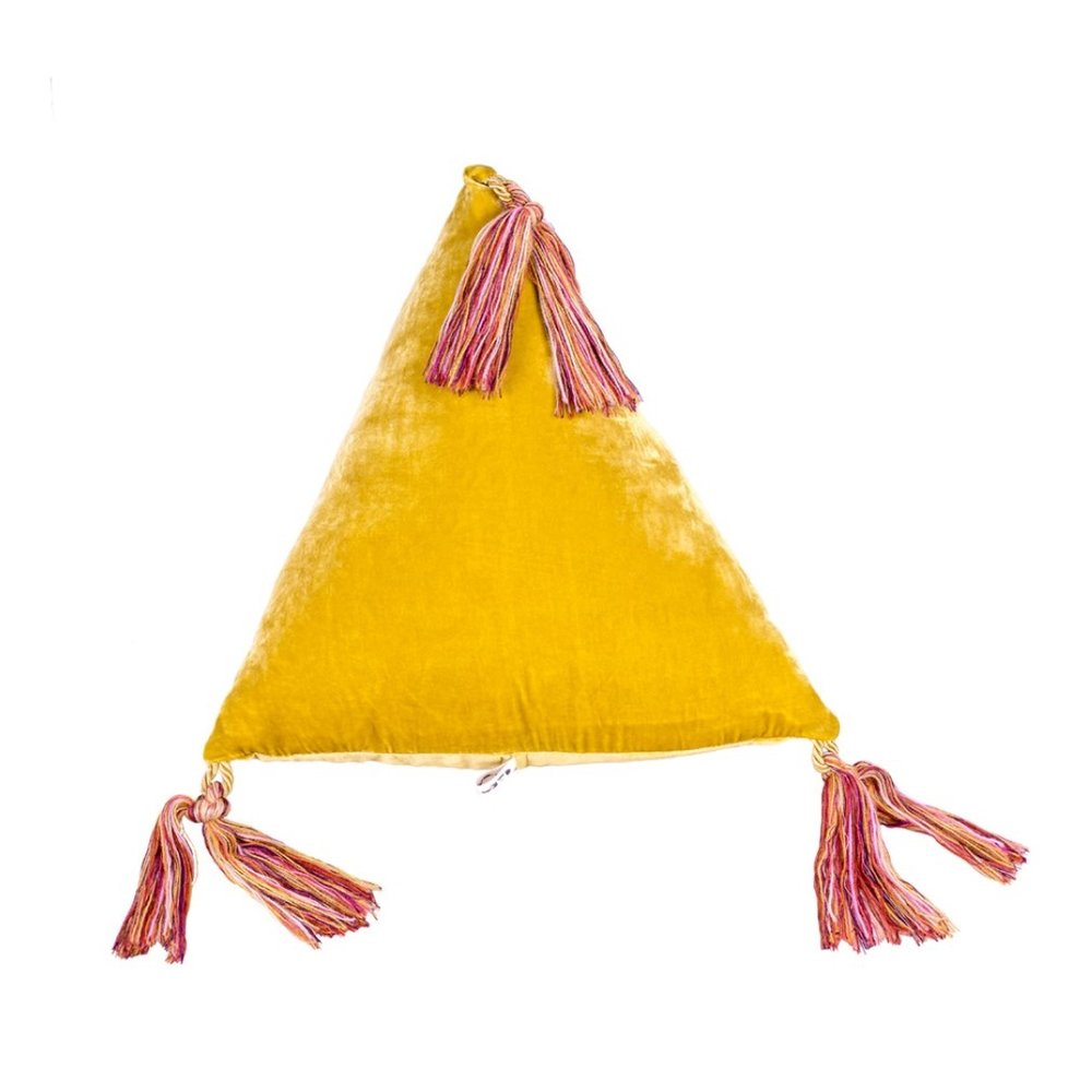 Cakebread Cushion Pyramid   FENTON & FENTON