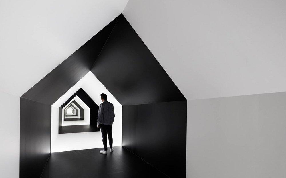 Escher x nendo - A mind-bending experience