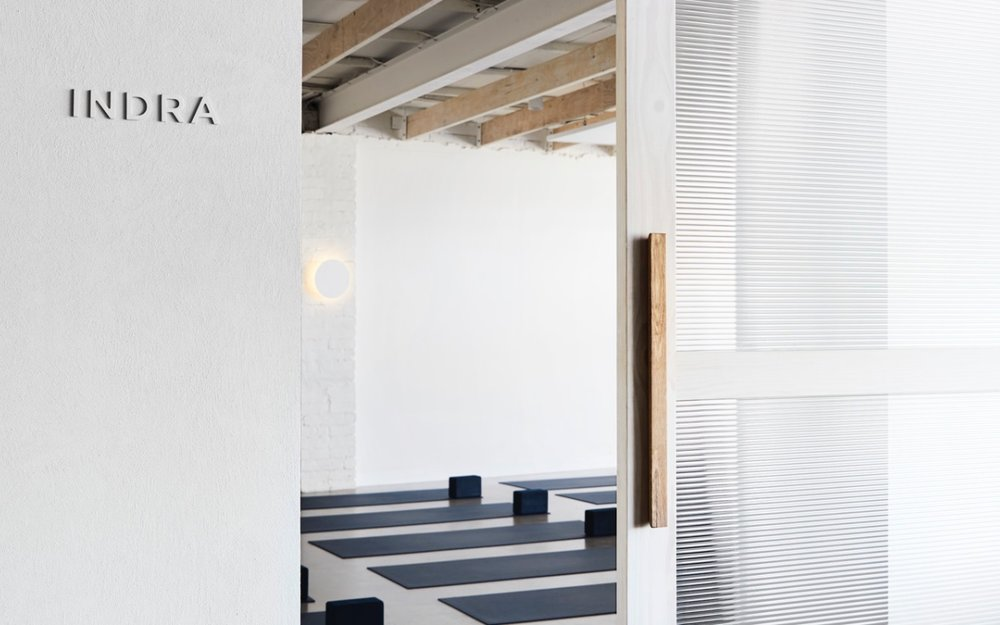 Design Meets Wellness - Yoga studios we're crushing on