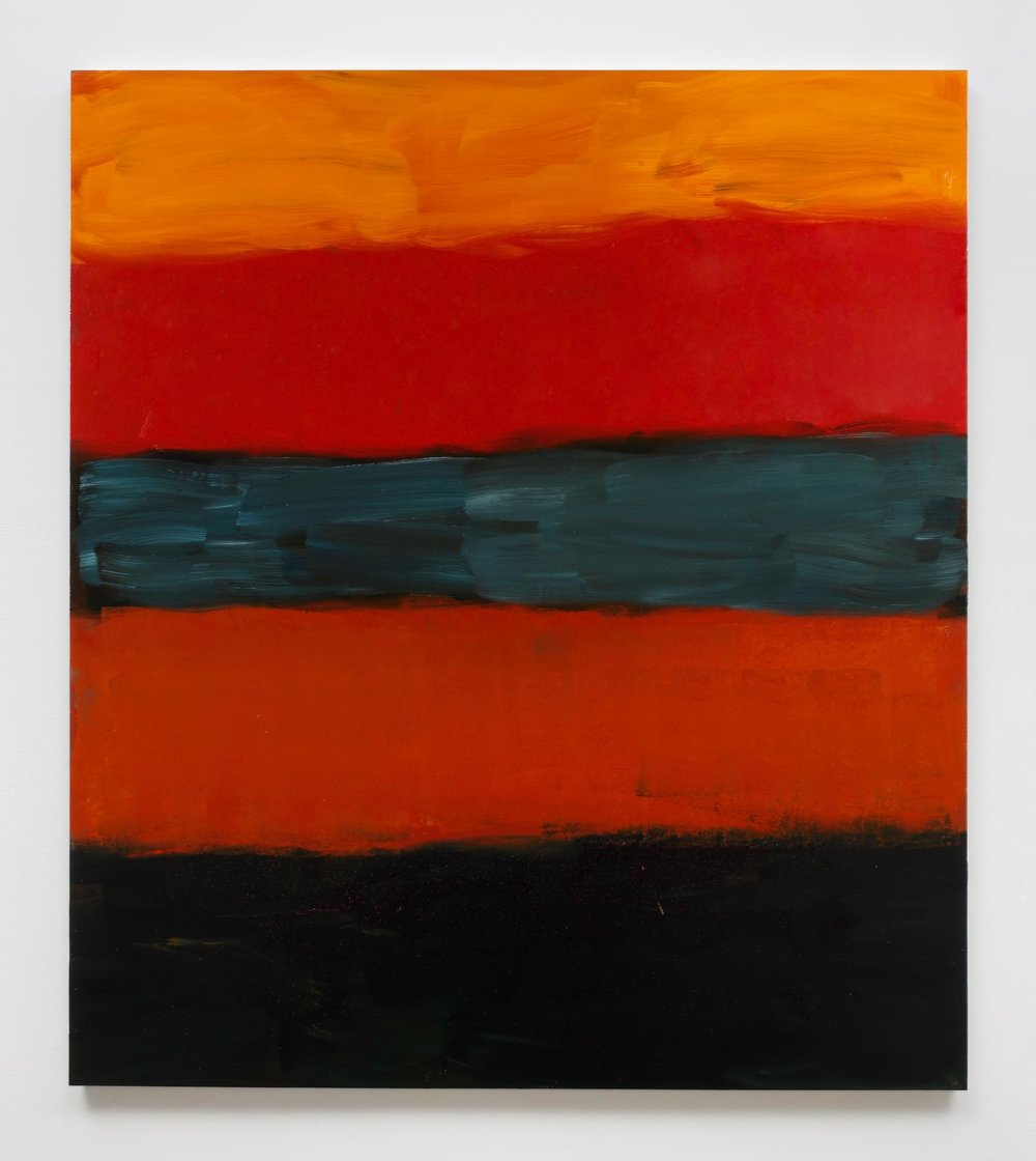 Sean Scully_Landline Red Red 2014_oil on aluminium.jpg