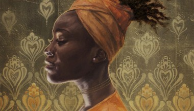 Sarah Golish pour Amina Magazine